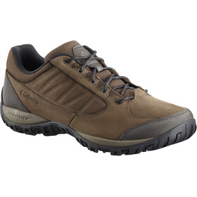 Columbia Ruckel Ridge Plus Sko Herrer, cordovan/mud